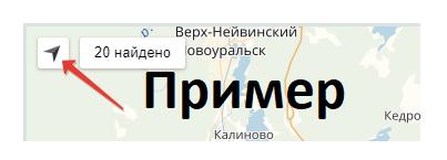 Отделения Сбербанка на карте